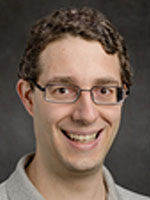 Bryan Clark, Assistant Professor, Physics