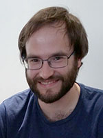 Matthew Krafczyk, Research Programmer, National Center for Supercomputing Applications