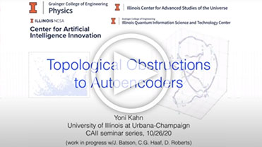 Topological Obstructions to Autoencoders