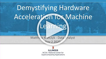 Demystifying Hardware Acceleration for Machine Learning