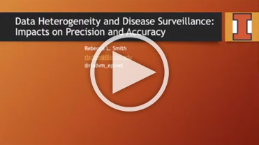 Data Heterogeneity and Disease Surveillance: Impacts on Precision and Accuracy