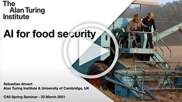AI for Food Security
