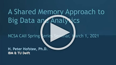 A Shared-memory Approach to Big Data and Analytics