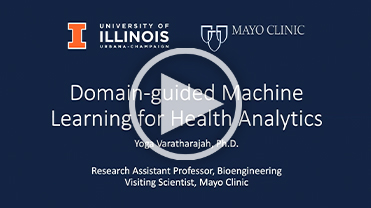 Domain-guided Machine Learning for Health Analytics